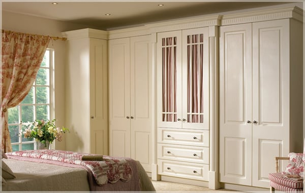 Homestyle kitchen and wardrobe doors interior design - Bedroom cabinets with sliding doors ...