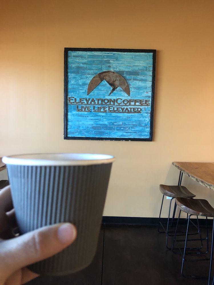 Elevation Coffee: 12075 E AZ 69, Dewey, AZ