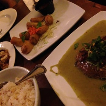 Taste Of Thai Restaurant Davis Ca