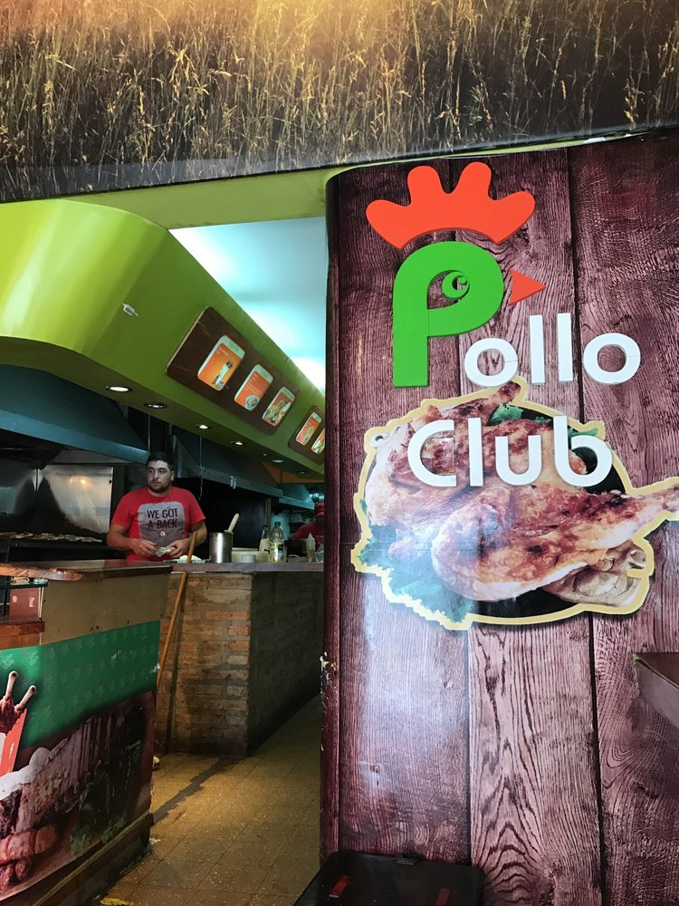 Pollo Club: Ituzaingo 428, Córdoba, X