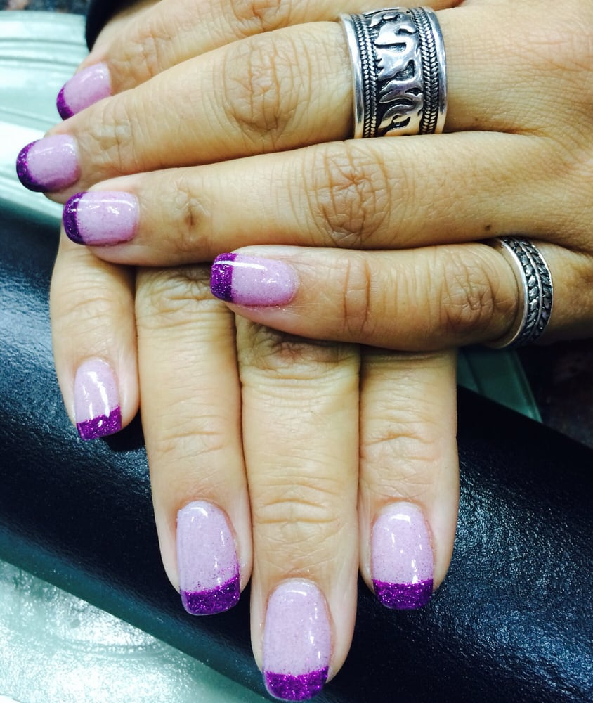 SNS GELOUS COLOR - Gorgeous color palette and all the bling you can ...
