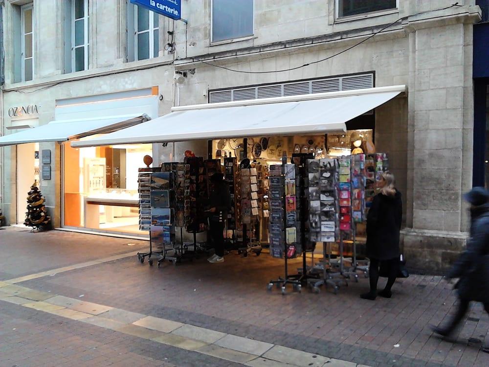 La carterie 10 rese as compras 21 rue porte dijeaux for Hotel rue lafaurie monbadon bordeaux