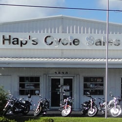Hap's Cycle Sales - Motorcycle Dealers - 2530 17th St, Sarasota, FL