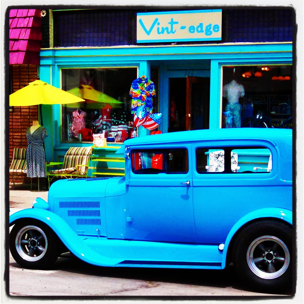 Vint Edge: 114 W Michigan Ave, Marshall, MI