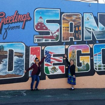 Greetings From San Diego Mural By Greetings Tour 47 Photos 10