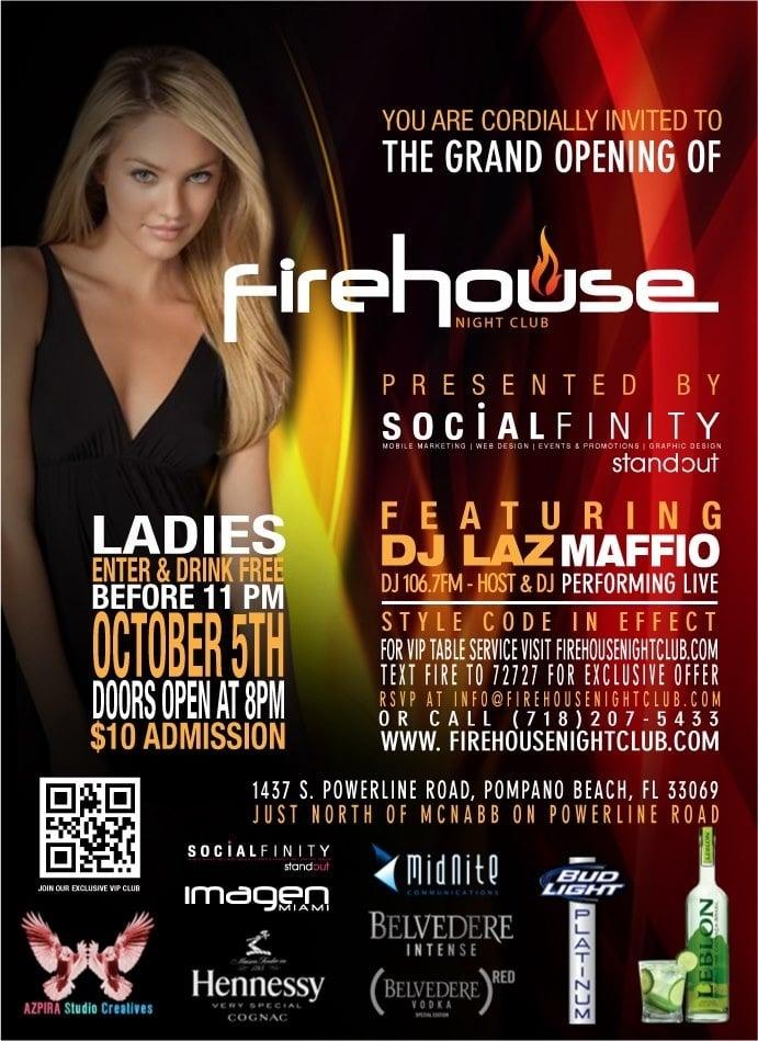Firehouse Nightclub Pompano Beach Fl