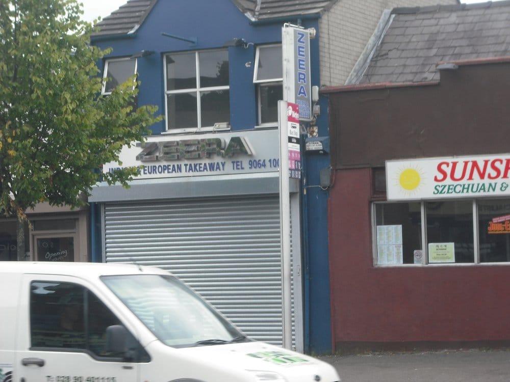 Restaurants Near Ormeau Road Belfast