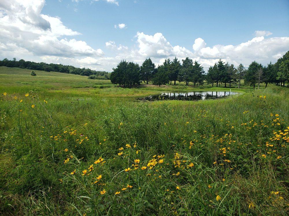 MacLennan Park Trail: West Southwest 2, Topeka, KS