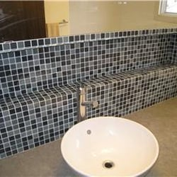 Bathroom Sinks Edmonton Alberta mr. ceramic tile & bathroom renovations - 12 photos - contractors