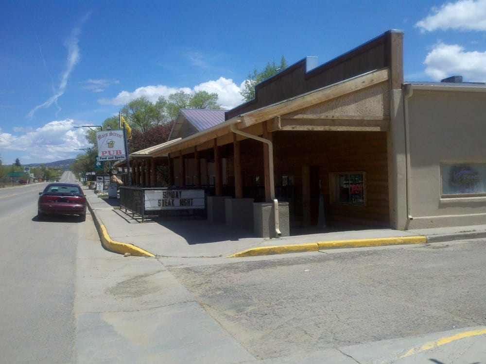 Main Street Pub: 707 E Main St, Rangely, CO