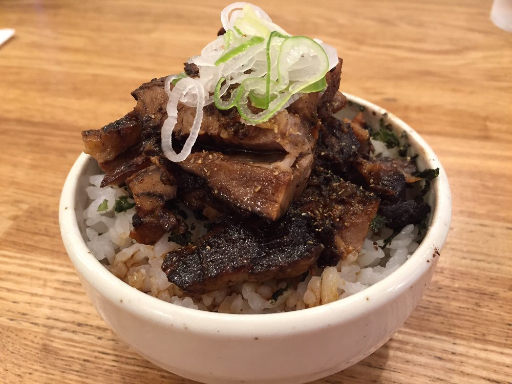 Menya Shichisai Hatchōbori