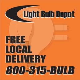 Light Bulb Depot USA logo