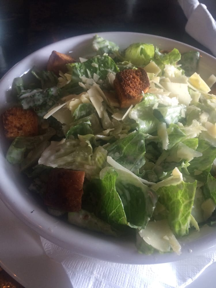 Cesar salad yelp for Tin can fish house