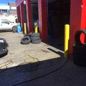 A Budget Tire Company - Tires - 2408 Hancock Expy, Colorado