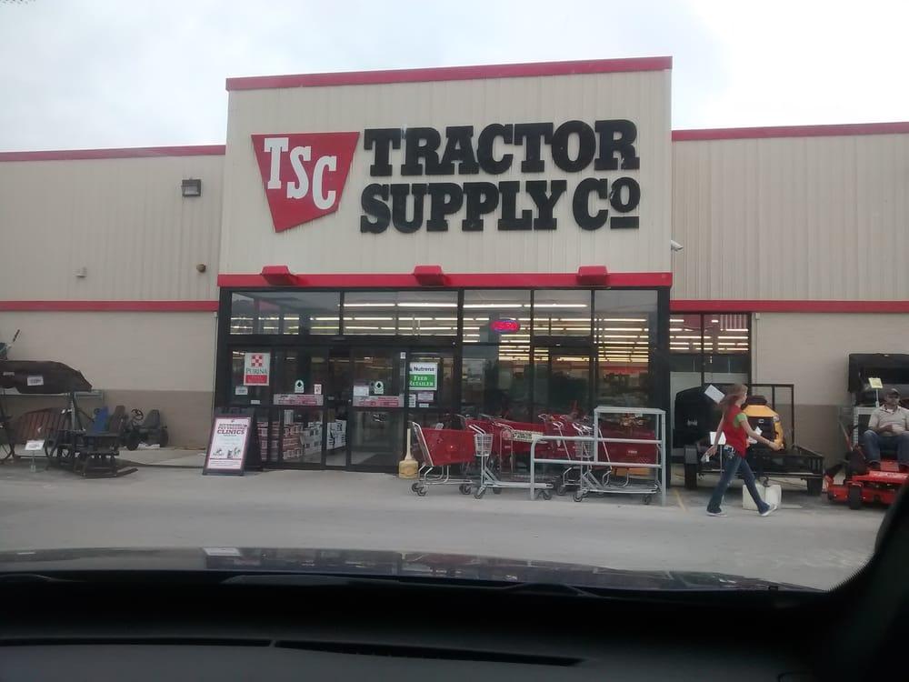 Tractor Supply Company: 200 Hobson St, Mc Minnville, TN