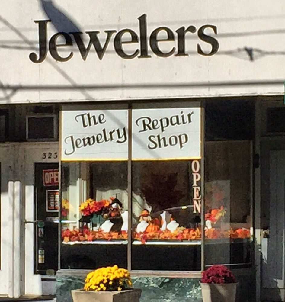 Jewelry Repair Shop: 323 Broad St, Waverly, NY