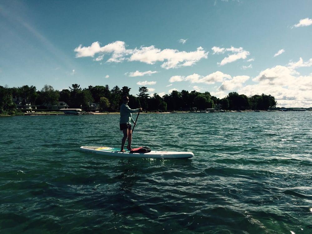 Harbor Springs Paddle Board Club: 175 Franklin Park, Harbor Springs, MI