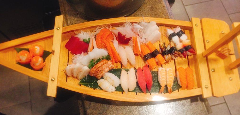 Genki Sushi Japanese Bar: 1584 Huron Church Road, Windsor, ON