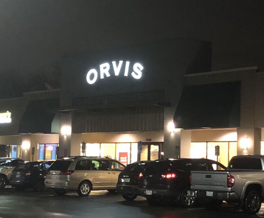 Orvis: 7737 Kenwood Rd, Cincinnati, OH