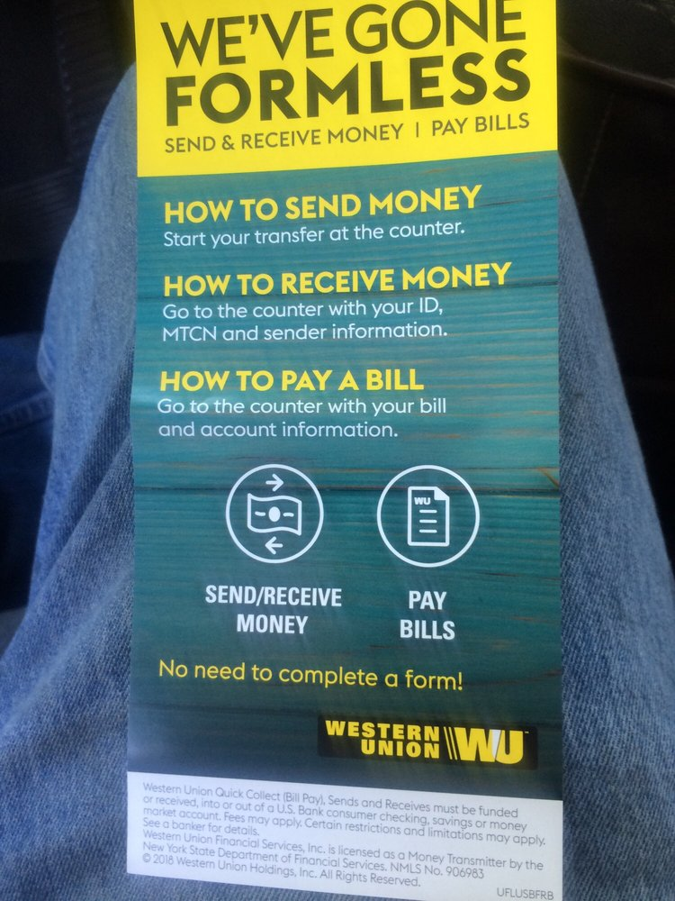 Receive Money Without Id
