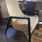 Photo Of Stanislaus Custom Upholstery Modesto Ca United States Midcentury Modern Chair