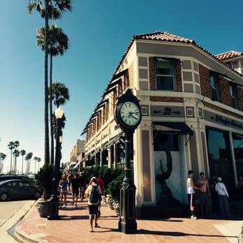 Photo Of Newport Pier Beach Ca United States Corner W