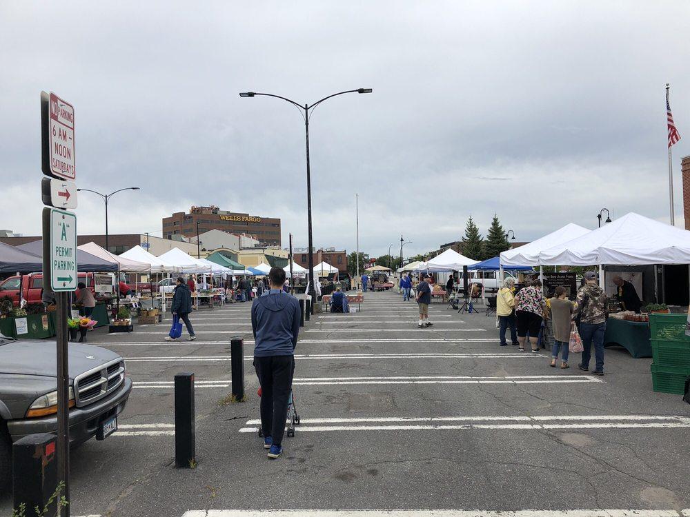 St Cloud Farmers Market: 600-698 1st St S, Saint Cloud, MN