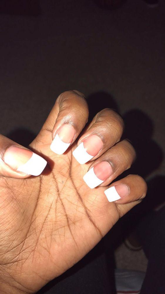 Royal Nails: 1801MS -1, Greenville, MS