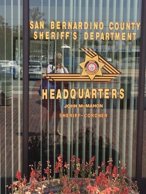 San Bernardino County Sheriff Department 655 E 3rd St San