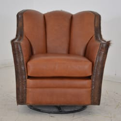 Superbe Photo Of The Leather Sofa   Dallas, TX, United States. Sherri Chair