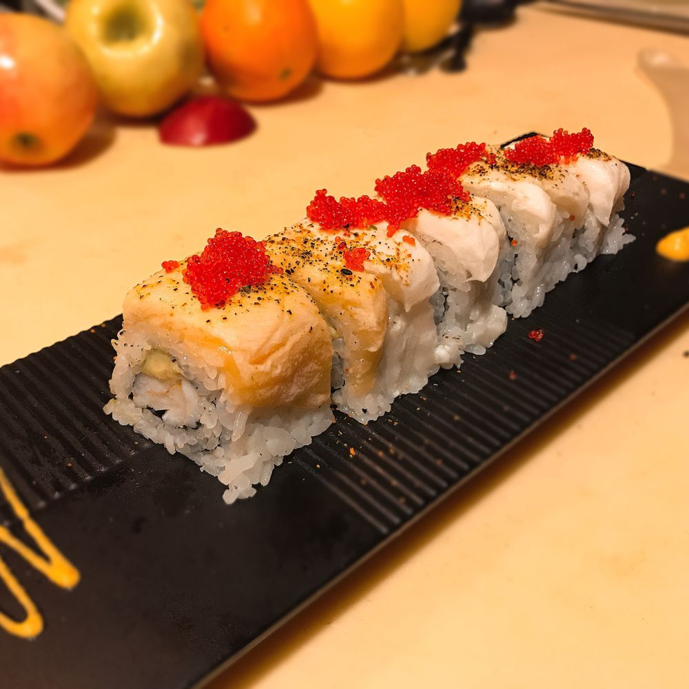 NY Sushi&Hibachi: 1349 N Henderson St, Galesburg, IL