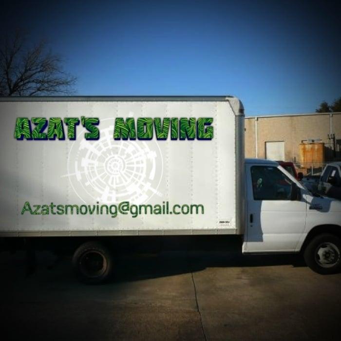 Azat's Moving: San Francisco, San Francisco, CA
