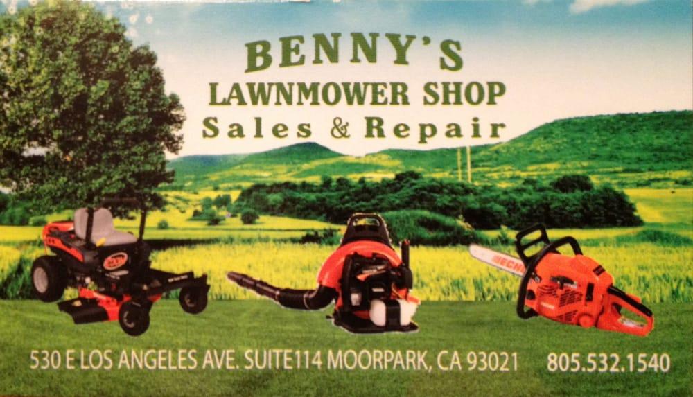 Benny\'s Lawnmower Shop - 11 Photos - Appliances & Repair - 530 E Los ...