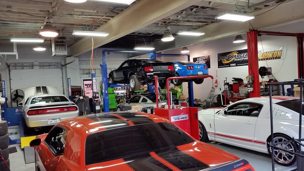 Dyno Tuned Performance: 3900 Indian River Rd, Chesapeake, VA