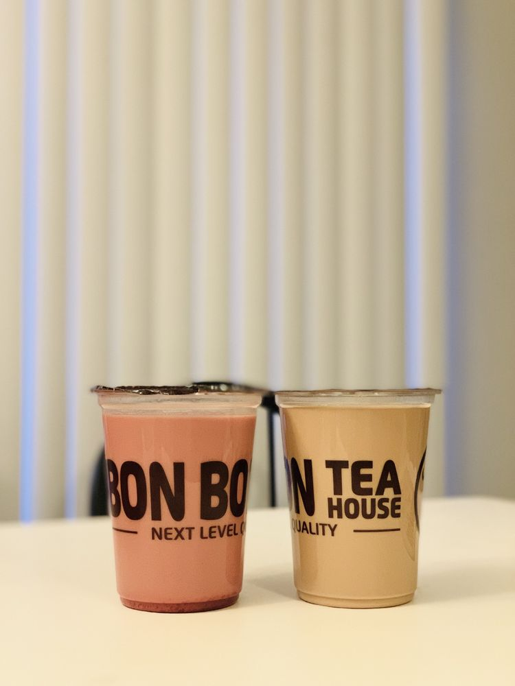 Social Spots from Bon Bon Tea House