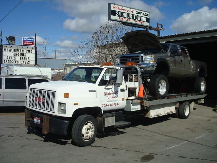 Highway 30 Towing: 21390 Hwy 30, Twin Falls, ID