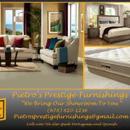 Pietro s prestige furnishings llc home decor 479 mountain view ln woodstock ga phone Home design furniture llc