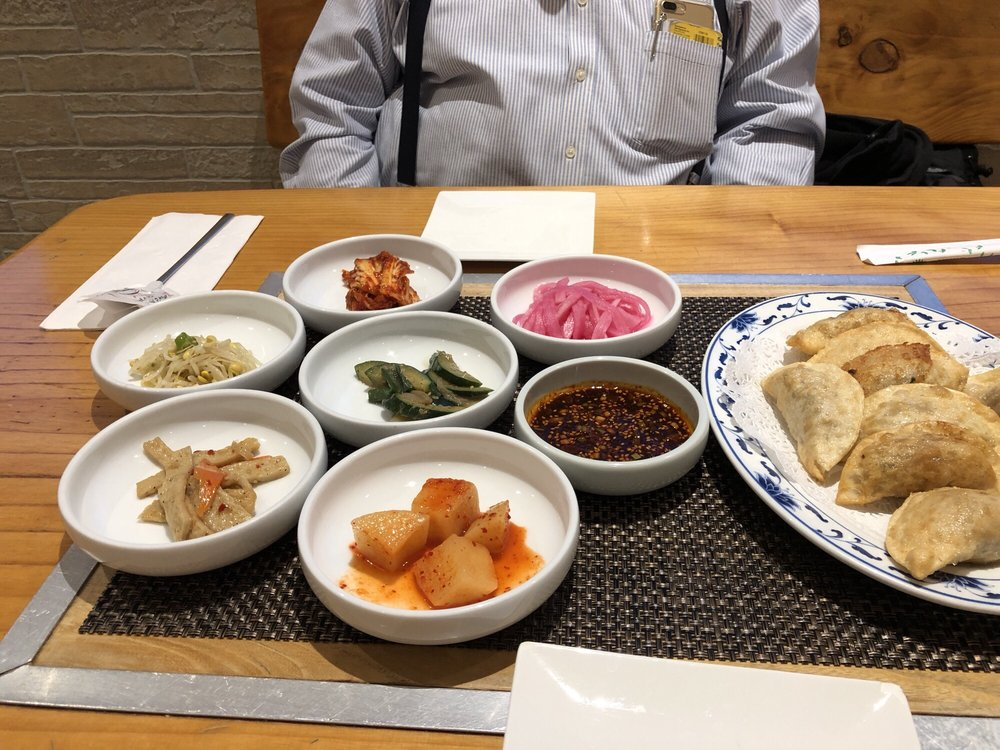Moa Korean Restaurant: 12300 Wilkins Ave, Rockville, MD