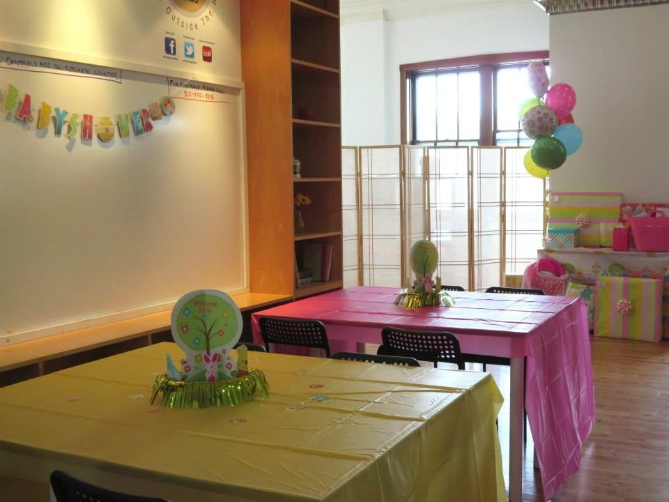 Photo Of Free Range Office   Chicago, IL, United States. Baby Shower At