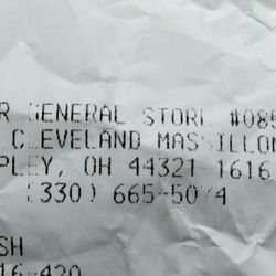 Dollar General 1342 S Cleveland Millon Rd Copley Oh Phone Number Yelp
