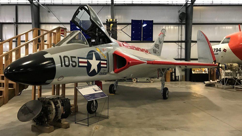Pueblo Weisbrod Aircraft Museum: 31001 Magnuson Ave, Pueblo, CO