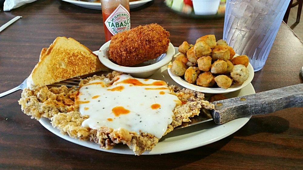 Hit The Spot Cafe Garfield Tx Menu