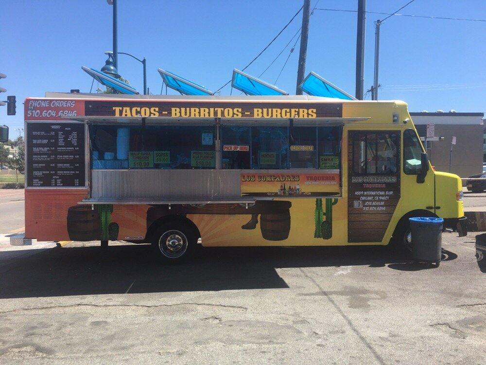 Los Compadres Taco Truck