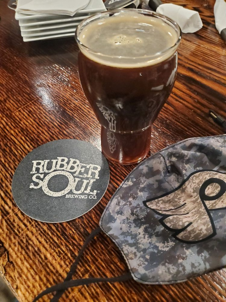 Rubber Soul Brewing: 136 S Hanover St, Hummelstown, PA