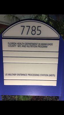 U S Government Miami Meps 7789 NW 48th St Doral, FL Government