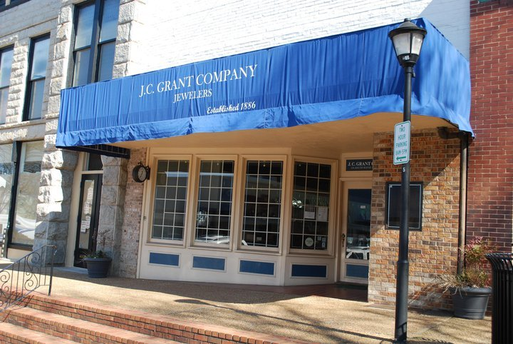 J.C. Grant: 116 S Wayne St, Milledgeville, GA
