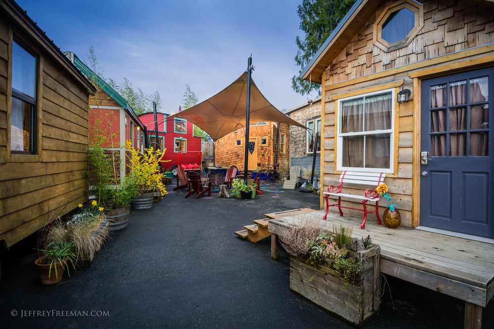 Caravan- The Tiny House Hotel