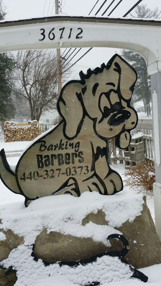 Barking Barbers: 36712 Center Ridge Rd, North Ridgeville, OH