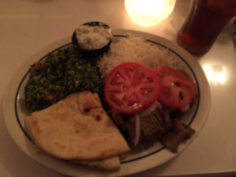 Greek Cuisine Stop N Cafe Santa Monica Ca