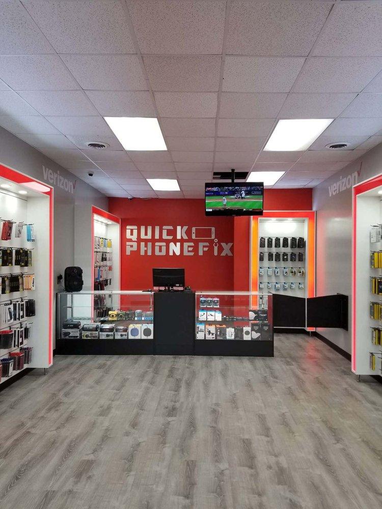 Quick Phone Fix: 36652 S Gratiot Ave, Clinton Township, MI